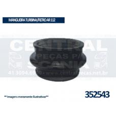 MANGUEIRA TURBINA/FILTRO AR 112 M D M INDUSTRIA