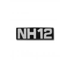 EMBLEMA GRADE NH-12 00/03 GLOBO